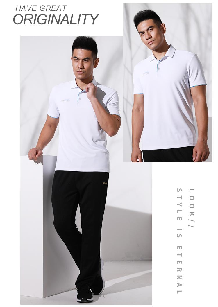 企业短袖polo衫定制图片8