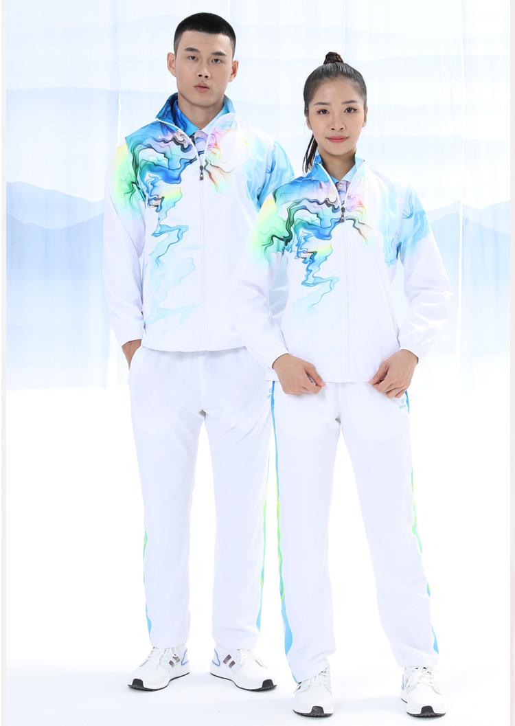团体运动服套装三件套定制厂家