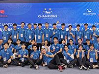 FINA冠军游泳系列赛(广州站)工作人员服装定制