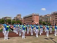 安义县安义三小第七届体育节广播体操比赛服装采购案例