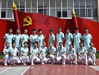 中国铁路武汉局集团有限公司职工运动会服装定制案例