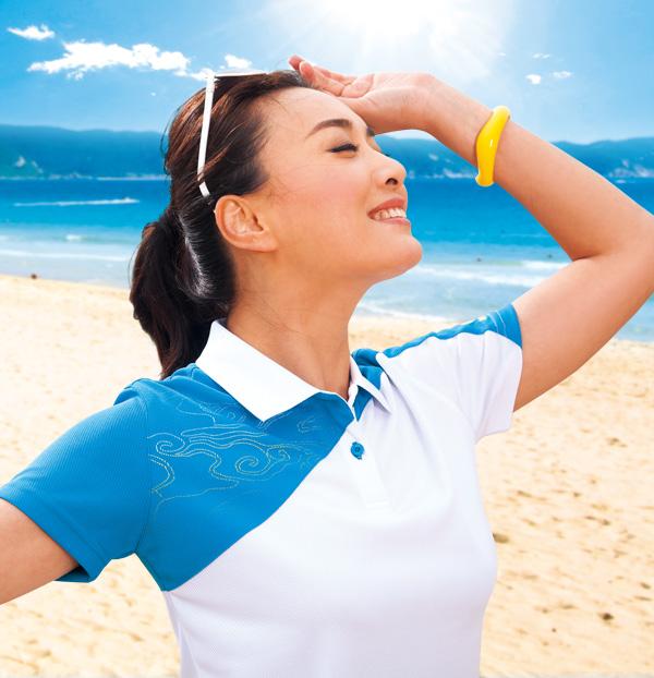 【海洋蓝】运动T恤58327 58328