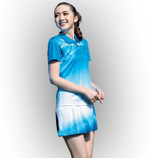 网球运动裙品牌2310