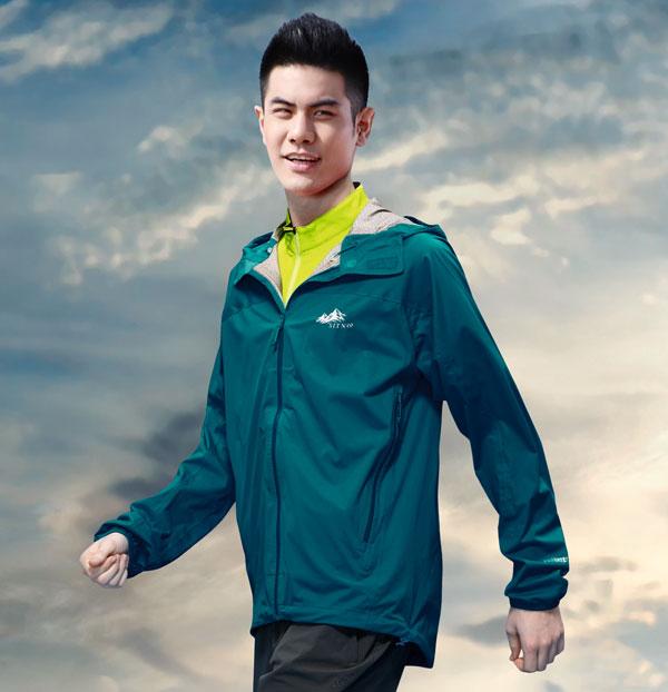 男款登山运动服套装26621