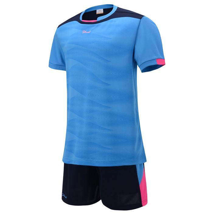 专业比赛运动套装足球运动服25603