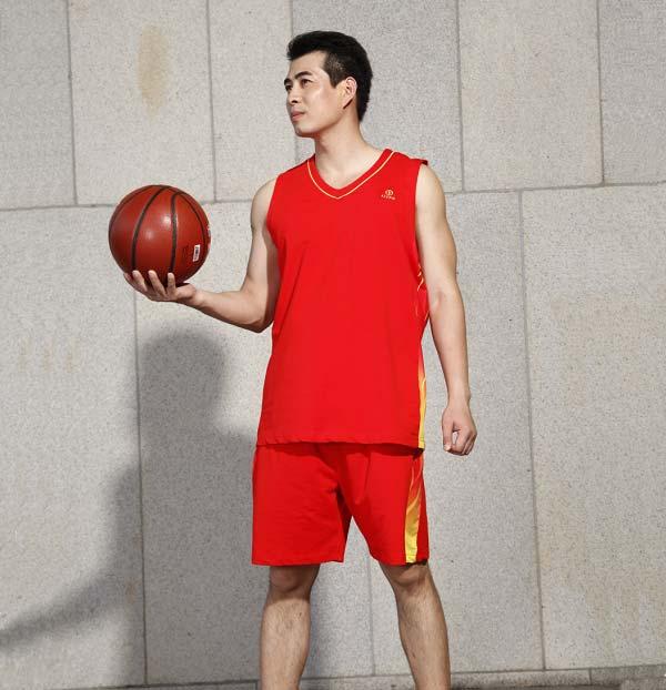 思腾品牌篮球比赛运动服套装25511