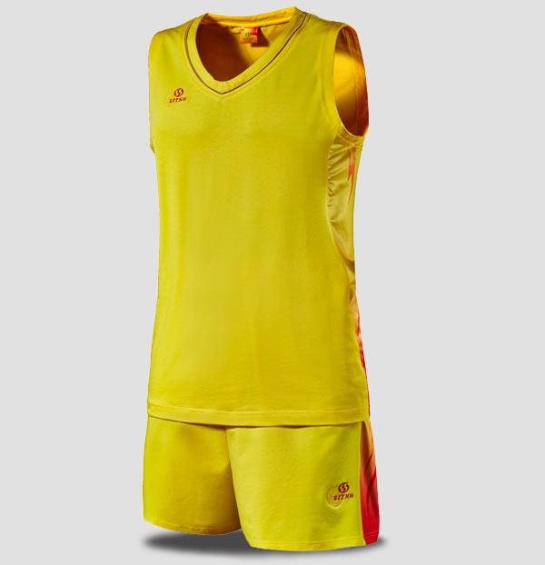 思腾品牌篮球服套装25515