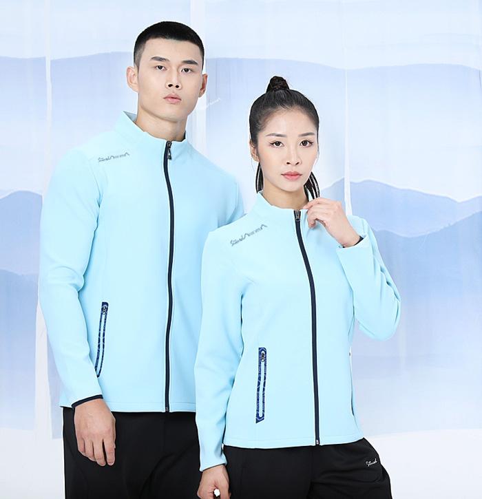 广州秋冬团体运动服饰外套定制公司39975_39976