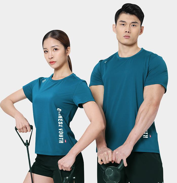 团队短袖圆领t恤衫订做厂家883109_883110