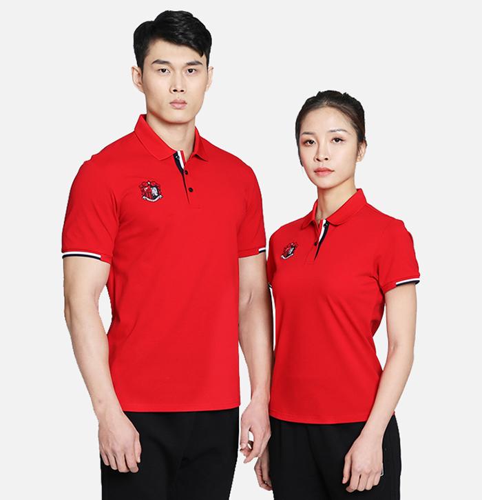 公司团体短袖运动休闲T恤衫订制厂家883111_883112