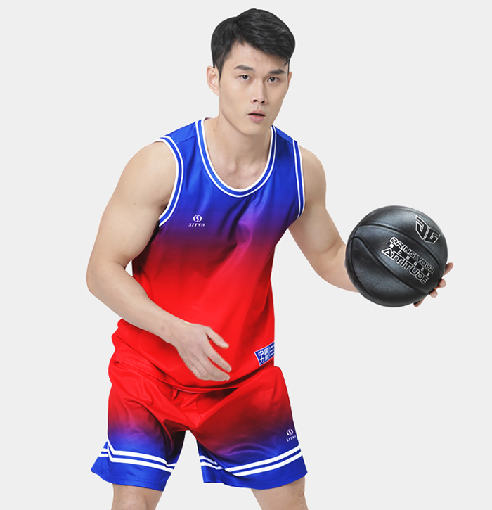团队篮球衣服定制设计生产厂家25522