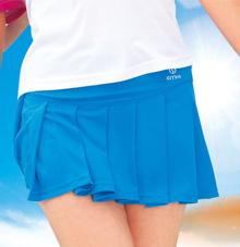 【彩云蓝】网球裙2315