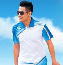 【海洋蓝】运动T恤58325 58326