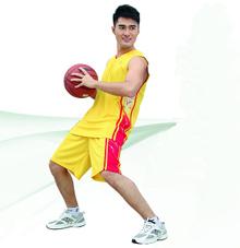 思腾品牌篮球服25511