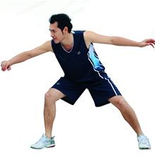 思腾篮球运动服套装25511