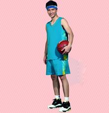 品牌篮球服套装25515