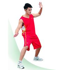 思腾篮球运动服25511