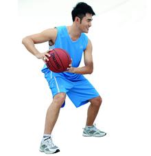 思腾篮球服套装25511