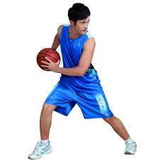 品牌篮球运动服套装25513