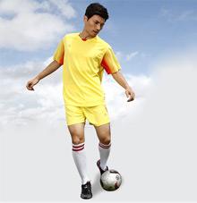 品牌足球运动服套装25602