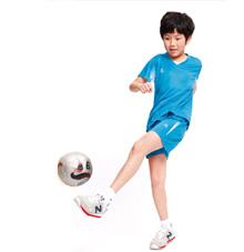 青少年足球运动服25602