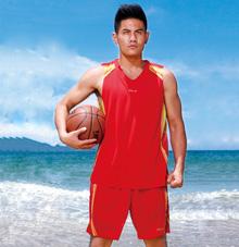 团队篮球运动服套装 25517