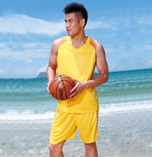 速干篮球运动服套装 25517