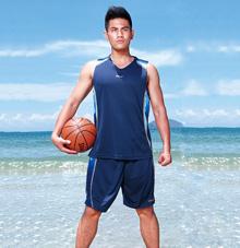 思腾篮球运动服 25517