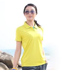 品牌高尔夫T恤女款58340