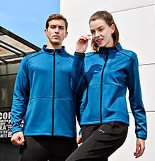 新款时尚运动休闲外套39963/39964订做订制