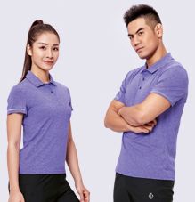 中国风时尚情侣衫夏季新款男女运动会服装短袖t恤88349/88350定做