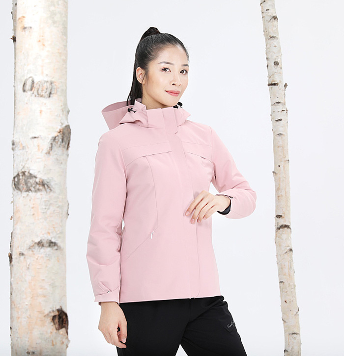 品牌秋冬户外团体三合一冲锋衣定做生产厂家26653_26654