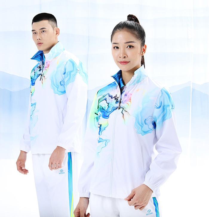 秋冬新款企业团体运动服套装三件套定制厂家39977_39978